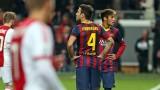 El Barcelona prueba su propia medicina ante el Ajax(2-1)