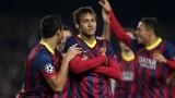 El Barça se redime en la fiesta de Neymar(6-1)