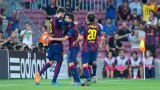 Un Barça interruptus