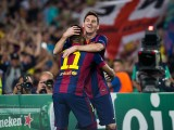 Leo somriu i Neymar accelera. Estaran sols, en atac, aMadrid.