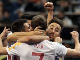 España arrolla a Rusia y se proclama campeona de Europa de fútbolsala